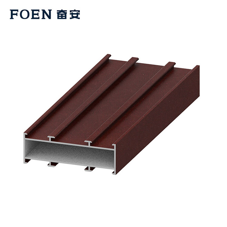 sliding window and door aluminium extrusion profile